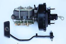 1967 68 69 70 Mustang Power brake booster master cylinder prop valve disc/drum