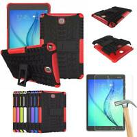 Heavy Duty Rugged Stand Tablet Shockproof Case Cover For iPad/Samsung Tablet