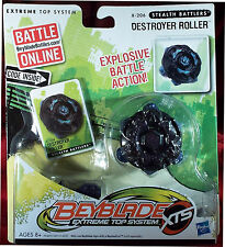 DESTROYER ROLLER BeyBlade Extreme Top System X-206 - New in Package