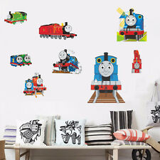 Thomas Friends The Tank Engine Removable Wall Stickers Kids Room Decor Art DIY