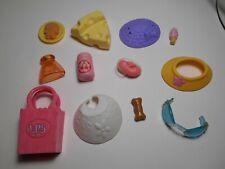 Lot 11 12 accessoires petshop LPS littlest pet shop very rare authentic original