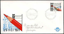 Netherlands 1977 Elections To Lower House FDC First Day Cover #C27602
