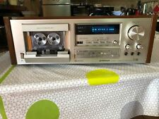 Piastra di registrazione a cassette Pioneer CT-F850 con case in legno!