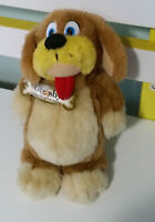 GROSBY SHOES DOG PROMOTIONAL PLUSH TOY WITH TAG 16CM! CHARACTER TOY FROM SHOES!