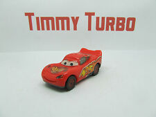 CARS LIGHTING MCQUEEN IN RED RUST-EZE DISNEY PIXAR PLASTIC 70 MM LONG