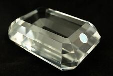 Tiffany & Co. Cut Glass Jewel Paperweight, Sculpture, EXCELLENT CONDITION
