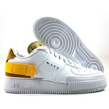Nike AF-1 Type Air Force 1 White University Gold AT7859-100 Men's 6.5 Women's 8
