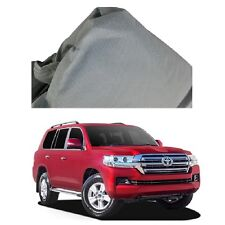 Car Cover Suits Landcruiser 4WD SUV 4.66m to 5.1m WeatherTec Ultra Non Scratch