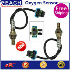 2pc Oxygen Sensor For 2009-2011 Buick Chevy Traverse GMC Acadia 3.6L Upstream O2