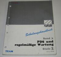 Technische Information Handbuch Schulung Toyota Wartung Motor 1989!