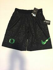 Nike Oregon Ducks Velocity Light Shorts Black Size S Rare!!!