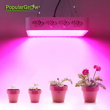 Full Spectrum 300W LED grow light Panel indoor medical plant veg growth blooming