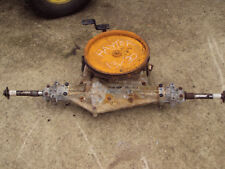 Hayter Heritage 13/30 ride on mower transaxle - gearbox - back axle ONLY.