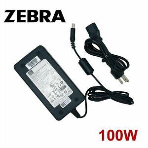 New OEM Original Zebra 100W 24V 4.17A AC Adapter For 808101-001 FSP100-RDB Power
