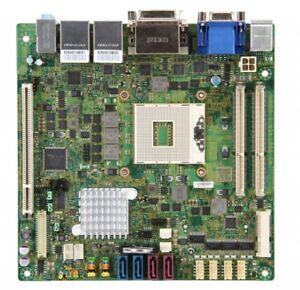 MSI Mini-ITX Motherboard Intel Socket G2 Core i3/i5/i7 IM-QM67 Dual LAN HDMI 12V