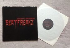"""BEATFREAKZ """"SOMEBODY'S WATCHING ME"""" x4 Mixes - M.O.S. Records House / Dance 12"""""""