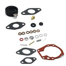Carburetor Kit & Float for Johnson Evinrude 3 4 5 5.5 6 7.5 10 HP 439071 383052
