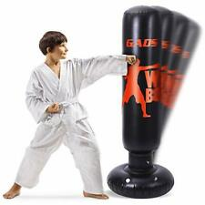 Gads Punching Bag for Kids | Premium Inflatable Bag for Immediate Bounce-Back |