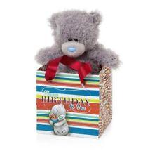 """Me To You Tatty Teddy 5"""" Bear in A Happy Birthday Bag. Cute Birthday Gift"""