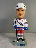 NY Rangers Bobblehead Messier Men of the Ice Limited Edition 2001 Forever NHL