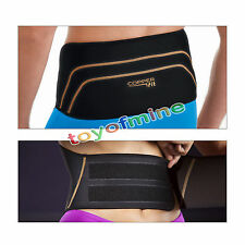 Men Copper Fit Back Pro As Seen On TV Compression Lower Lumbar Support Belt
