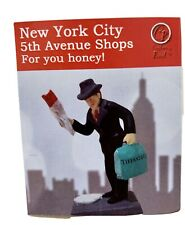 Customs by Red For You Honey Tiffany's Shopper For Dept56 Christmas in the City