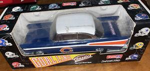 Rare Ertl 1957 Chevy Goal Line Die-Cast Bank Chicago Bears NFL Car