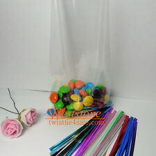 25pcs Crystal clear bags for birthday party or wedding
