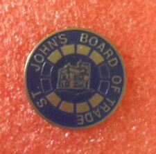 Pins ST JOHN'S BOARD OF TRADE