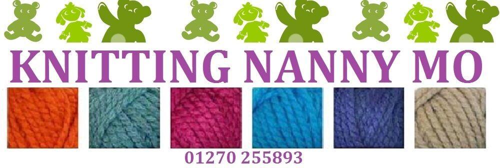 Knitting Nanny Mo