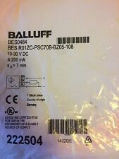 Balluff BES02PL BES R01ZC-PSC70B-BX05-108 Inductive Sensor (BS51)