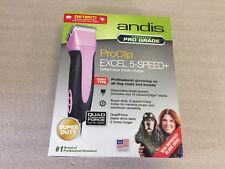 Andis ProClip Excel 5-Speed PLUS #65410