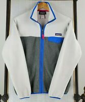 PATAGONIA Size XS Womens Snap-T Full Zip Fleece Jacket Coat Extra Small Pocket