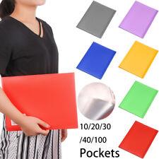 Filing Products Flexible Portfolio Organizer Document Bag A4 File Folder Holder