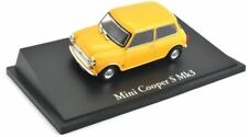 ATLAS EDITIONS CLASSIC SPORTS CARS MINI COOPER MK3 YELLOW KL30