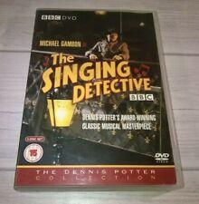 The Singing Detective Michael Gambon Dennis Potter 3 Discs Genuine R2 DVD VGC