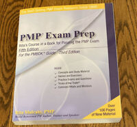 PMP Exam Prep, FIFTH EDITION: RIta's Course In a Book By Rita Mulcahy, PMP