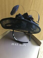 navy blue fascinator headband Debenhams