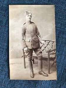 WW1 Royal Flying Corps Airman Postcard/Photo