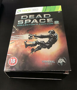 Dead Space 2 Collector's Edition (Microsoft Xbox 360, 2011) Complete