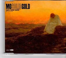 (FK720) Mo Solid Gold, Safe From Harm (CD 1) - 2001 CD