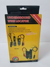 Underground Cable Wire Locator Tracker Detector Nf816