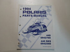 1994 Polaris 440 440 SKS Parts Manual MINOR STAINS FACTORY OEM BOOK 94 DEAL
