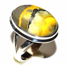 Indonesian Bumble Bee 925 Sterling Silver Ring Jewelry s.5.5 JB15529