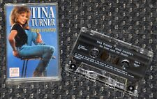 Cassette Audio Tina Turner - Sings country - K7