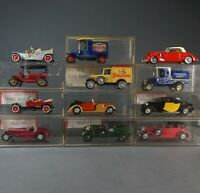 Vintage Lot of 12 MATCHBOX Lesney MODELS OF YESTERYEAR made in England