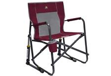 GCI Outdoor Freestyle Rocker Portable Folding Rocking Chair