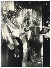 Paris 1950's - Vitrine de magasin  - Show Room - Tirage argentique d'époque -