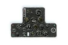 P-36 un halcón de color, PE, 3D Panel de instrumentos a lma/Special Hobby #7266 1/72 Yahu