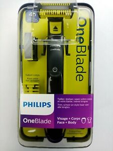 Philips OneBlade Visage et corps Rasoir QP2620